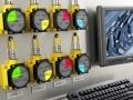 panel meters & motion controls-k80-segmented